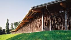 Establo de vaca / F.A.B. + Forschungs + Architekturbüro AG