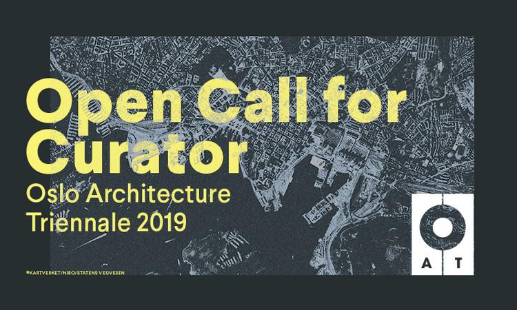 Trienal de Arquitetura de Oslo abre chamada para a curadoria da edição de 2019, Cortesia de Kartverket / NIBO / Statens Vegvesen