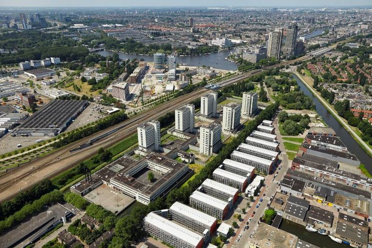 OMA and FABRICations Win Competition to Transform Former ...