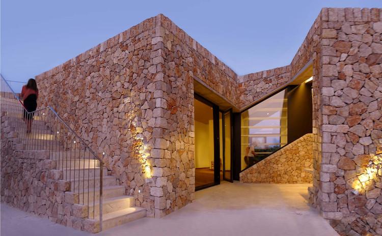 Fotos de la semana la belleza de la piedra plataforma for Como levantar una casa