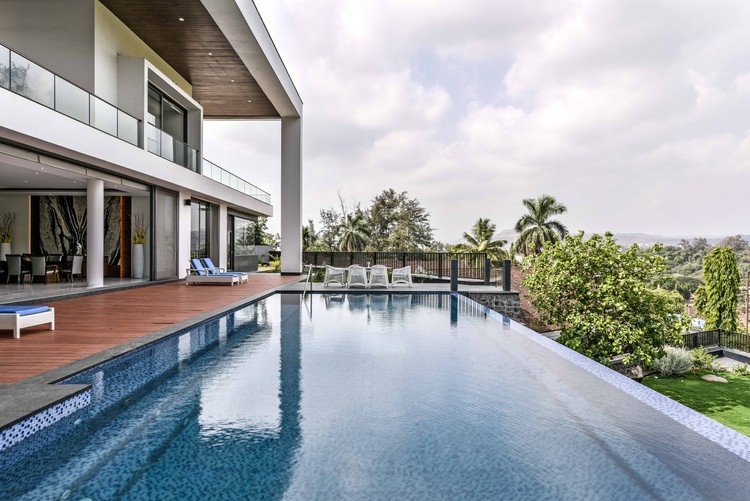 Infinity House  / GA design, © Prashant Bhat