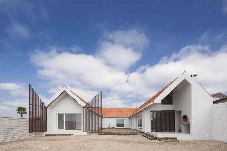 Casa PF  / FERREIRARQUITETOS, © ITS – Ivo Tavares Studio