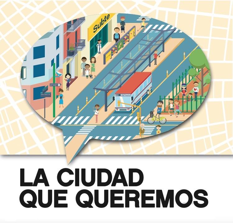 Congreso Internacional de Urbanismo y Movilidad en Buenos Aires, Cortesía de Gobierno de la Ciudad Autónoma de Buenos Aires