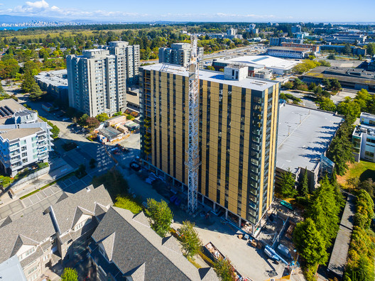 Inside Vancouver's Brock Commons, the World's Tallest Timber Structured Building