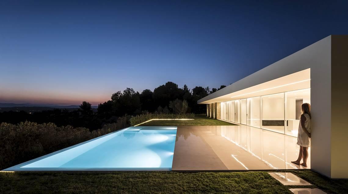 Galer a de casa sobre los olivos gallardo llopis for Informacion sobre los arquitectos