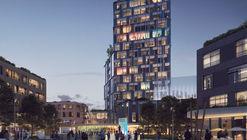C. F. Møller's Competition Winning design for VIA University College in Denmark