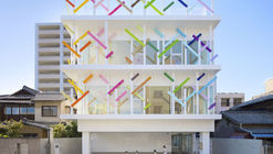 Creche Ropponmatsu / Emmanuelle Moureaux Architecture + Design