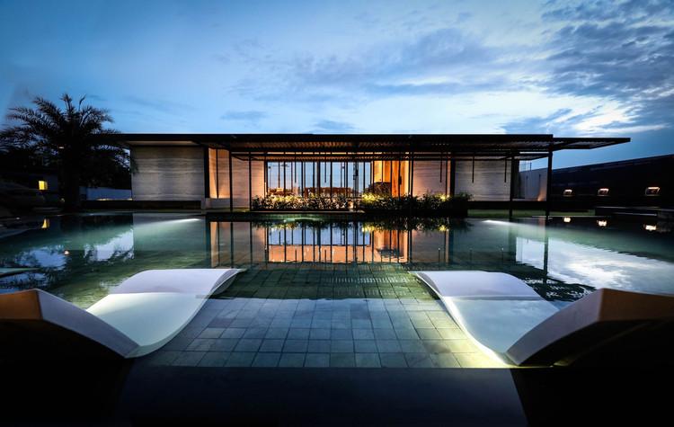 Pavilion Ponderosa / Paolo Cucchi Architects, © Virginia Cucchi
