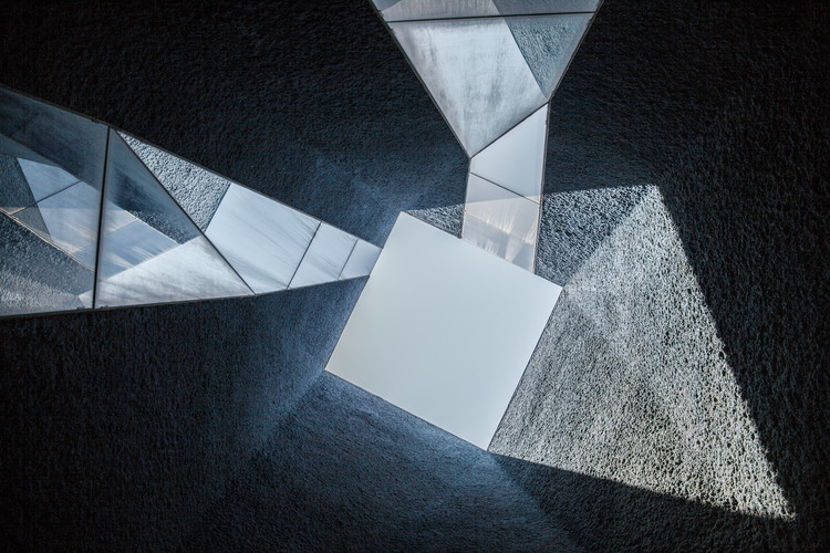 Museu Blau de Herzog & de Meuron pela perspectiva de um fotógrafo, © Denis Esakov