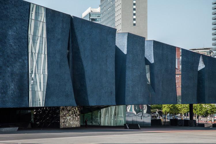 Herzog & de Meuron's Museu Blau in Barcelona Through the Lens of Denis Esakov, © Denis Esakov