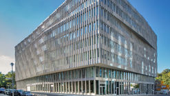 "Office Building ""Bertha Berlin"" / Barkow Leibinger"