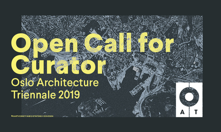 Trienal de Arquitectura de Oslo abre convocatoria para elegir curador de la edición 2019, Cortesía de Kartverket / NIBO / Statens Vegvesen