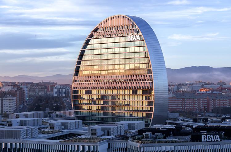 Estas son las obras que podrás visitar en la XIV Semana de la Arquitectura, Ciudad BBVA / Herzog & de Meuron. Image © Rubén P. Bescós