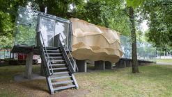 Tschumi Pavillion / Academy of Architecture Groningen