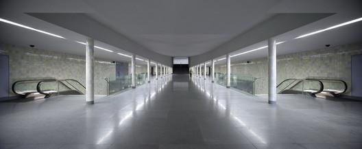 Porto Subway. Image © Fernando Guerra | FG+SG