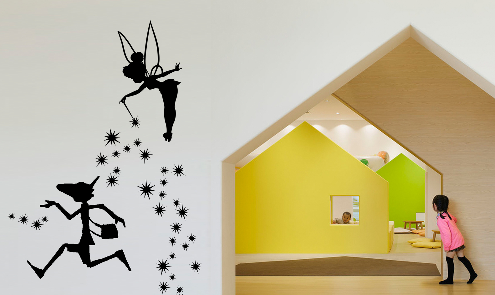 Gallery of Call for Entries: Pinocchio Children\'s Library - 1