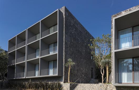 Hotel HUAYACÁN / T3arc