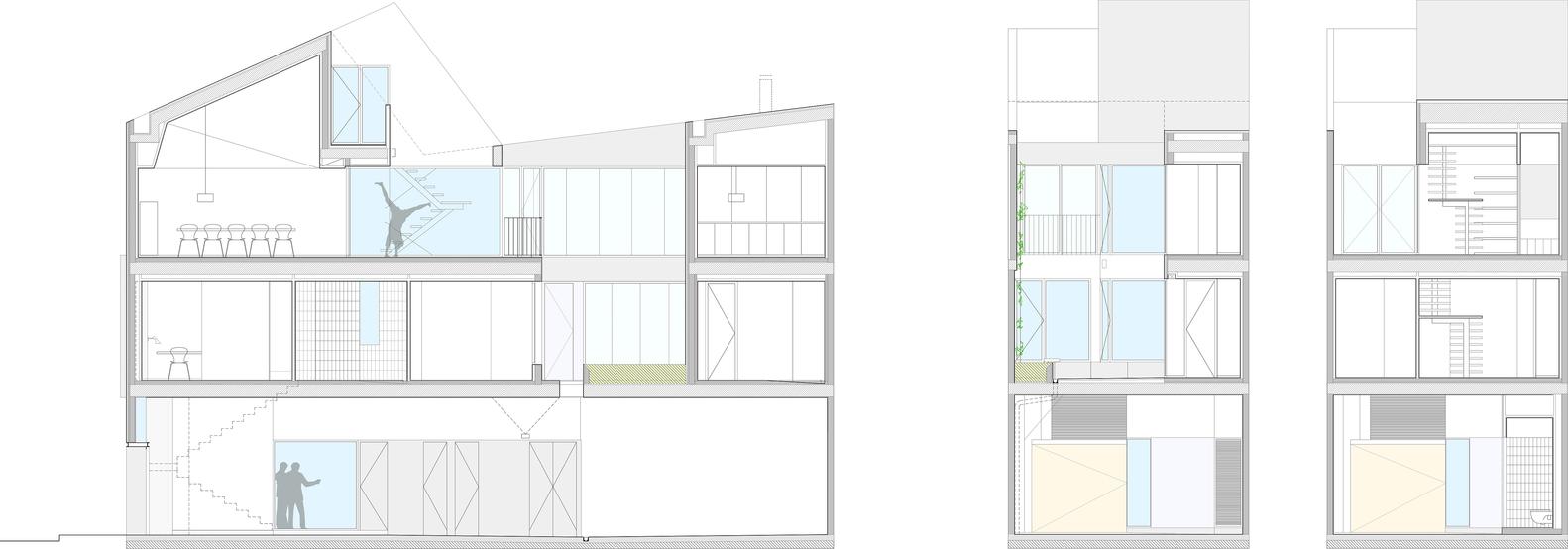 Galería de Vivienda Patio / Juan Marco Arquitectos - 33
