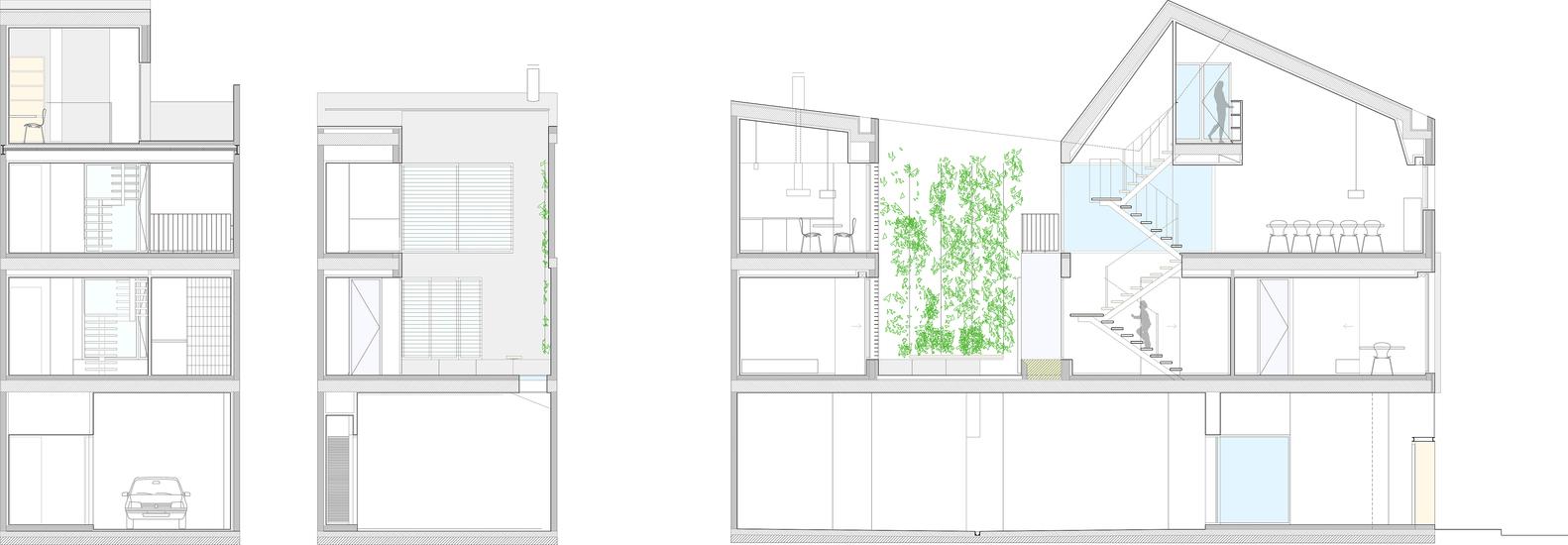 Galería de Vivienda Patio / Juan Marco Arquitectos - 32