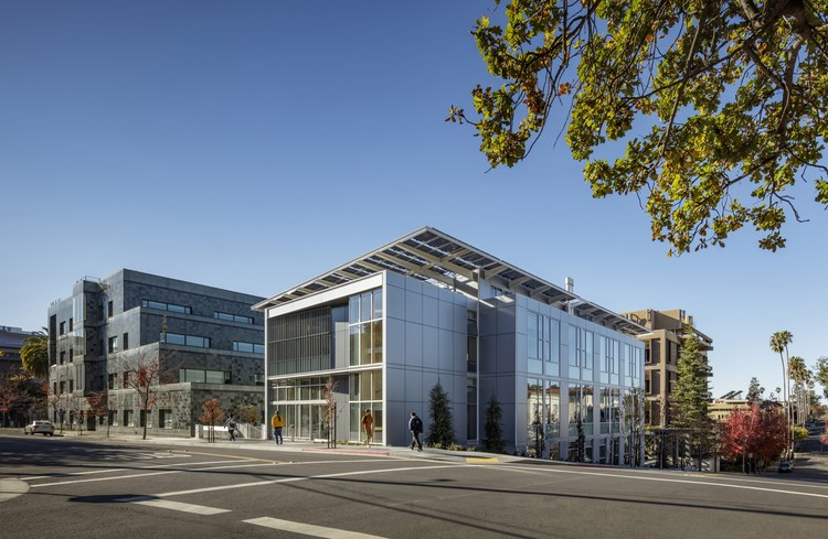 University of California, Berkeley - Jacobs Institute for Design Innovation; Berkeley, California / Leddy Maytum Stacy Architects. Image © Tim Griffith