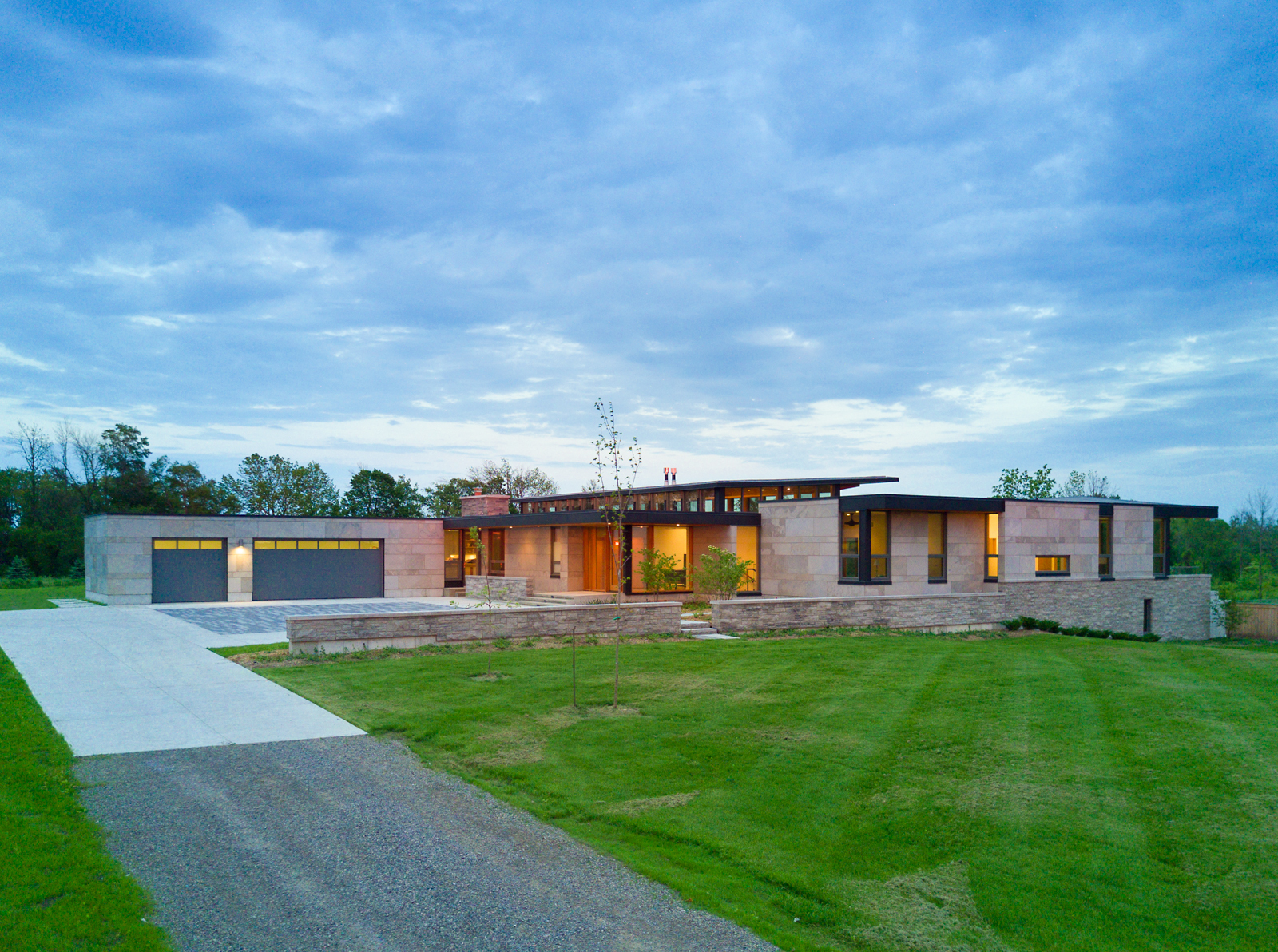 Gallery of millgrove house toms mcnally design 26 for Design house architecture hamilton