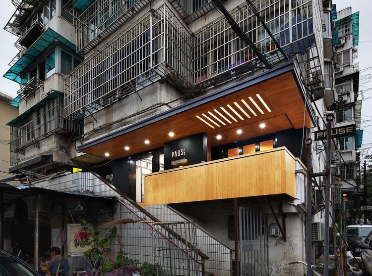 Pause Cafe / FANAF, © Jin Weijian