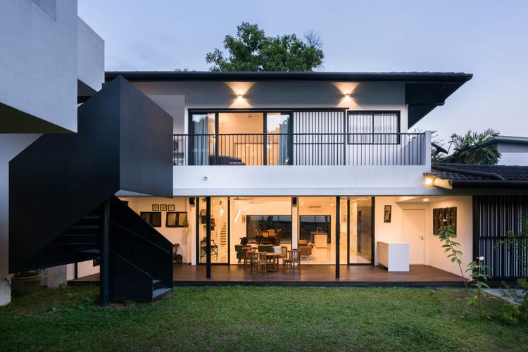 Eigent House / Fabian Tan Architect, © Ceavs Chua