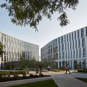 University of Chicago Campus North Residential Commons. Image © Tom Harris