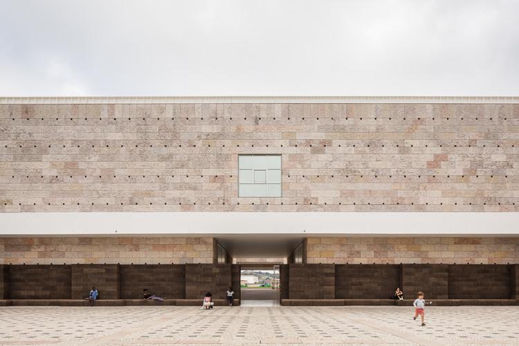 """Instalação """"Uma Praça no Verão"""" de José Neves ocupa o Centro Cultural de Belém, Cortesia de Centro Cultural de Belém"""