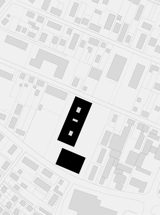 Site Plan طرح معماری سایت مدرسه