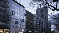 O´Donnell 12 Building Renovation / Fenwick Iribarren Architects