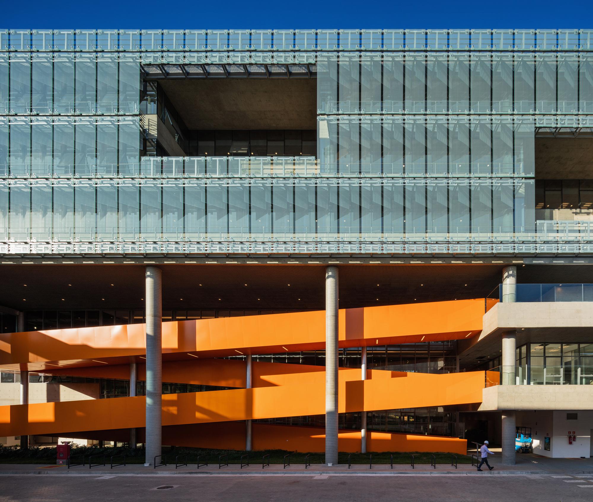 NASP- Sede Natura São Paulo / Dal Pian Arquitetos Associados