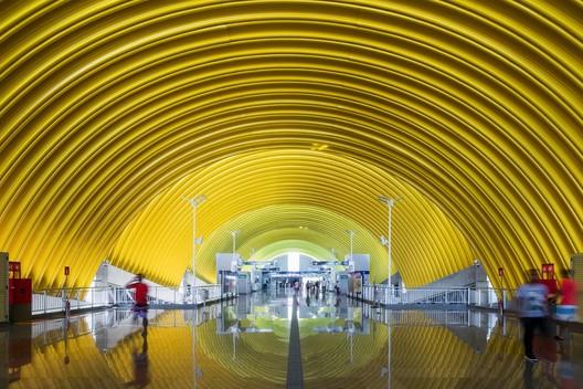 Estaciones de la Línea 2 - CCR Metro Bahía / JBMC Arquitetura e Urbanismo