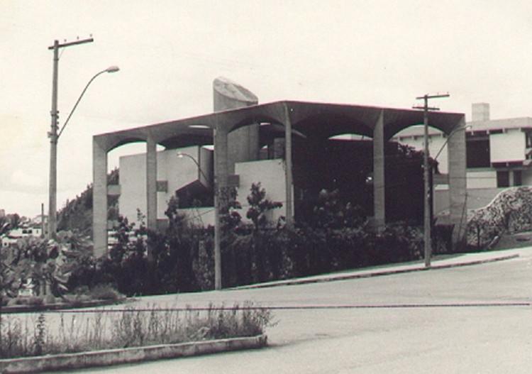 Clássicos da Arquitetura: Residência Pouso Geométrico / William Ramos Abdalla, Cortesia de William Ramos Abdalla