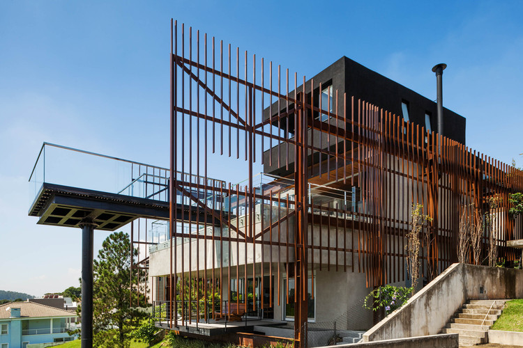 Casa Mirante / FGMF Arquitetos, © Rafaela Netto