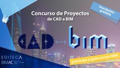 Concurso de proyectos de CAD a BIM