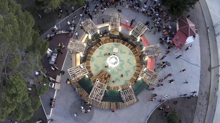 Taller 'Otra ciudad es posible', Urban spa