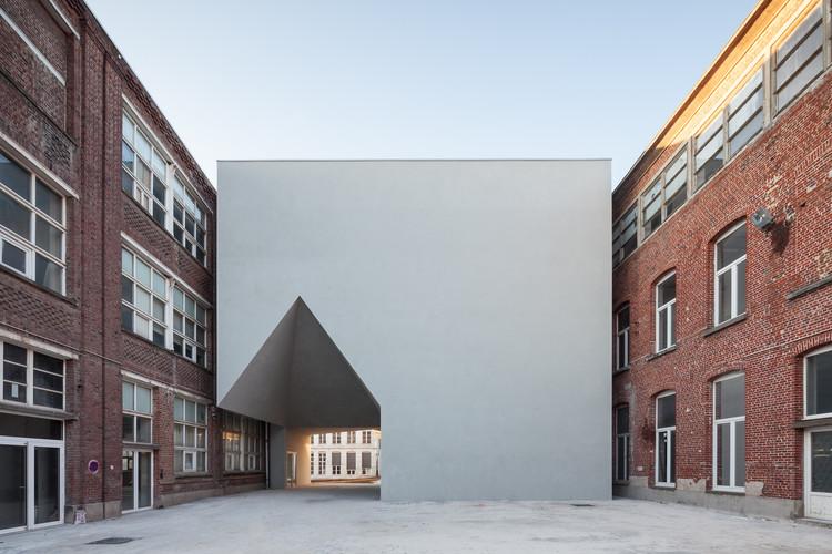 Facultad de Arquitectura en Tournai / Aires Mateus, © Tim Van de Velde