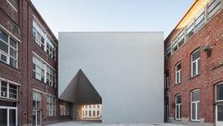 Facultad de Arquitectura en Tournai / Aires Mateus