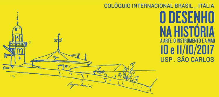 """Colóquio internacional Brasil-Itália """"O desenho na história: a arte, o instrumento e a mão"""", IMAGEM - desenho da página 33 do quaderno del CANALETTO, início século XVIII"""