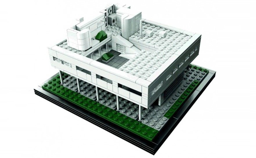 LEGO® Invites You To 'Release Your Inner Architect'