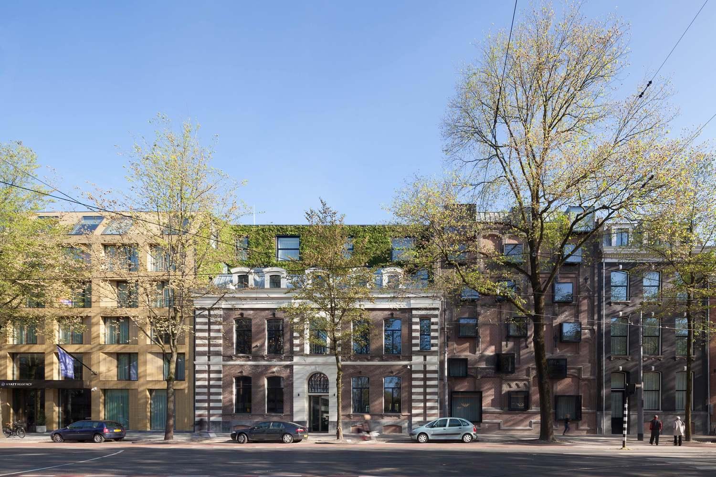 Gallery Of Hyatt Regency Hotel Amsterdam Van Dongen Koschuch 2