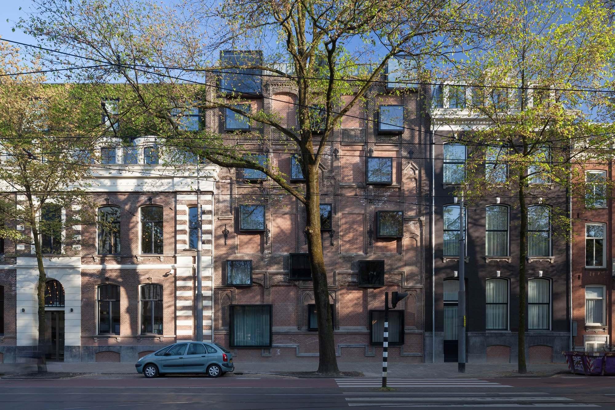 Hotel hyatt regency amsterd van dongen koschuch for B b ad amsterdam centro