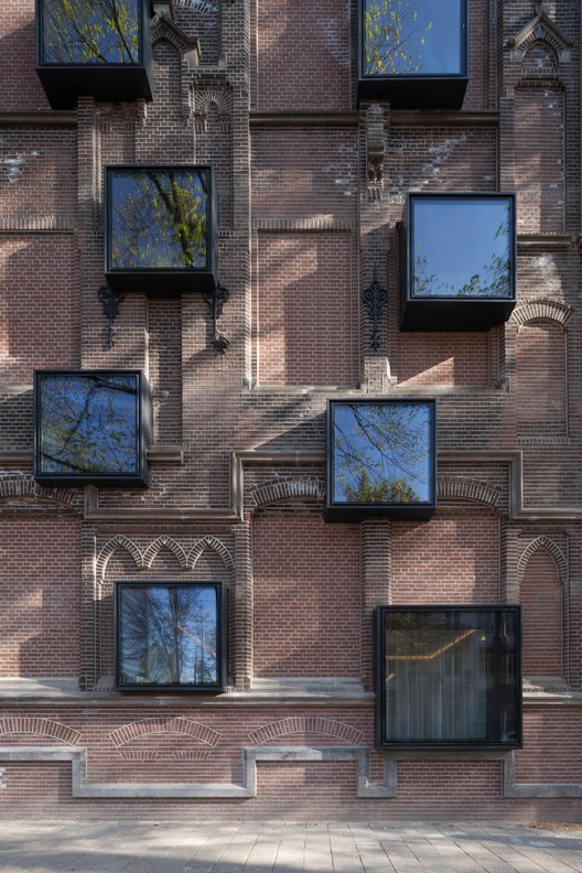 Hyatt Regency Hotel Amsterdam  / van Dongen-Koschuch