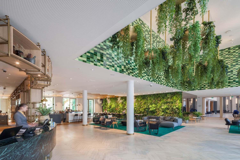 Gallery Of Hyatt Regency Hotel Amsterdam Van Dongen Koschuch 3