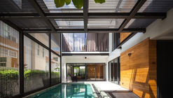 Casa P.K. / Junsekino Architect and Design