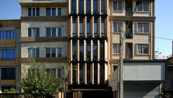 Sarmashgh Office / Kohankhesht Architecture Group