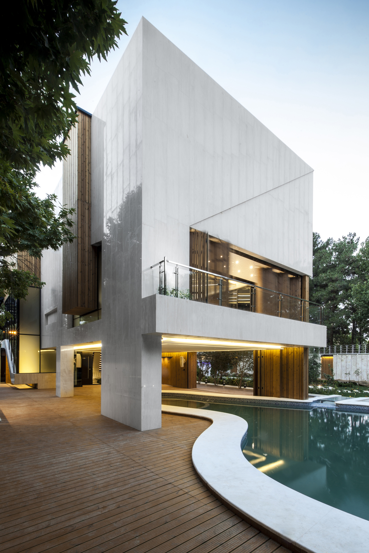 Mehrabad House Sarsayeh Architectural Office: Galería De Casa Kooshk / Sarsayeh Architectural Office