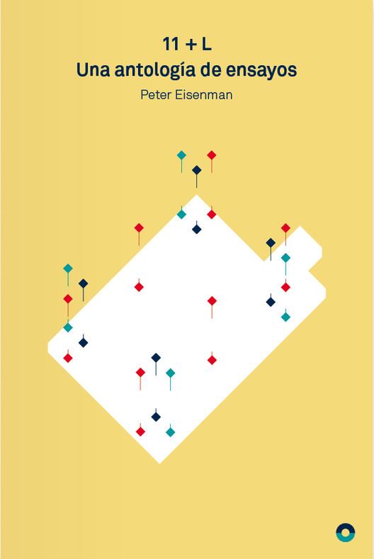 11 + L: Una antología de ensayos, Diseño: Rafa Mateo