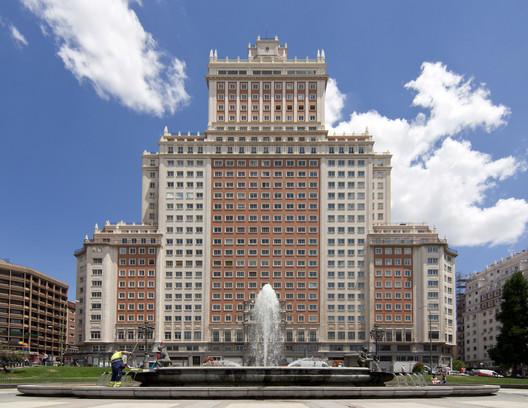 Ayuntamiento de Madrid autoriza remodelación del Edificio España